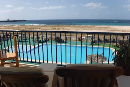 Boa Vista - Seafront Apt - Beautiful Views - 2 Bed - Sal Rei - Pis