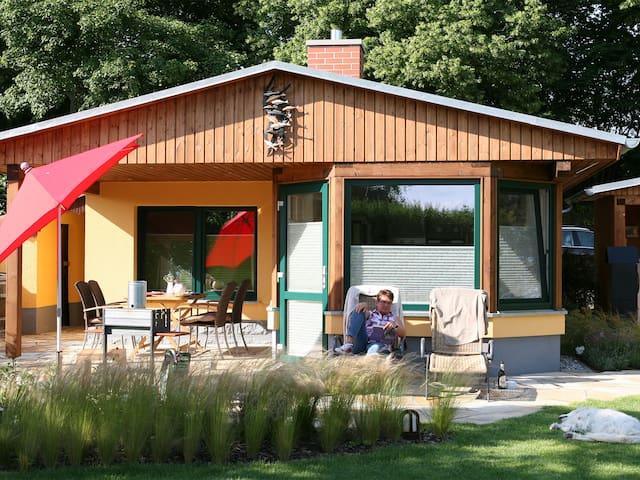 "Ferienhaus ""H.Winkler"" Neukalen Kummerower See"