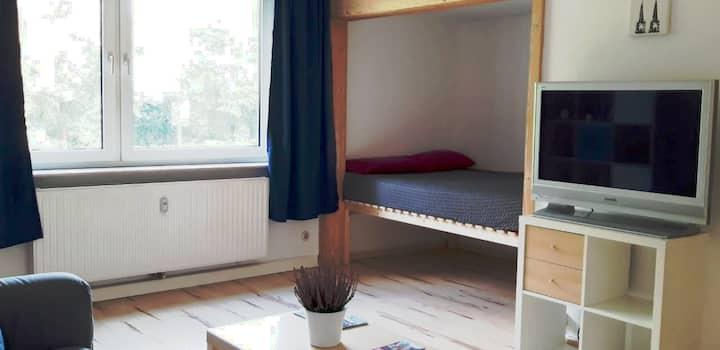 Gemütliches Apartment für 2 Gäste in Essen Süd