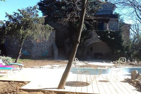 independent cottage in ardeche