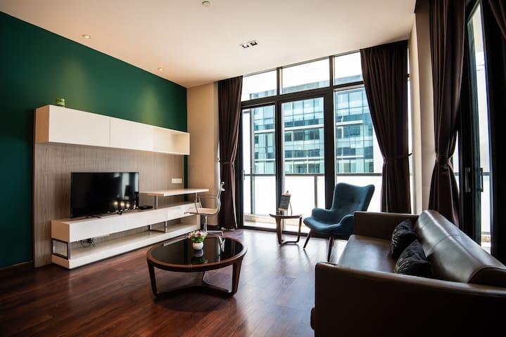 AC #1 : 2BR Apartment ~ close to IMAGO + Free WiFi