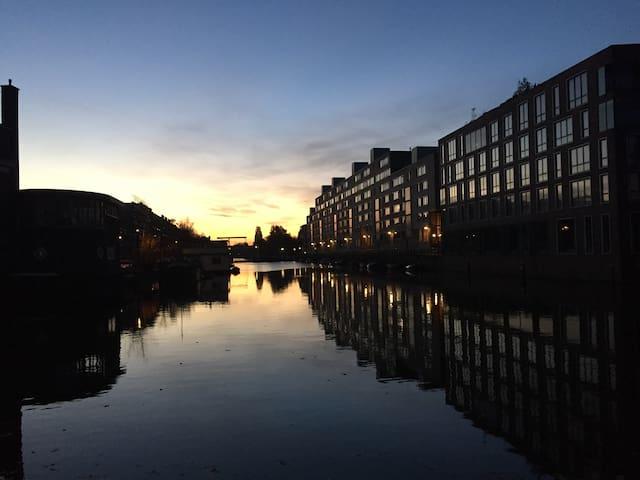 Heerlijk huisje randje centrum! - Amsterdam - Cabin