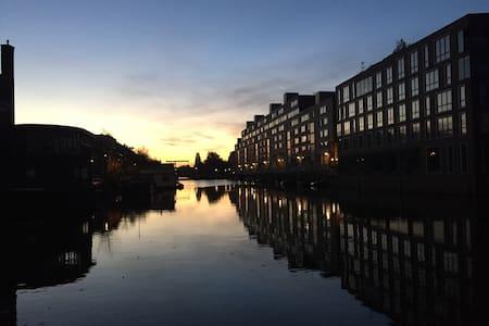 Heerlijk huisje randje centrum! - Amsterdam
