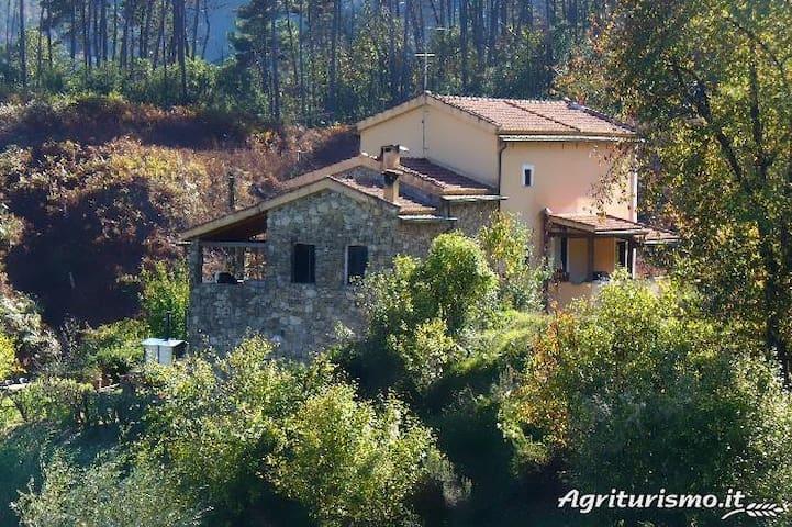 L'Erba Persa a Casa Villara 2 - Beverino - Szoba reggelivel