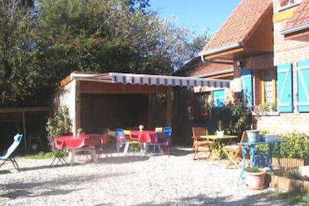 2 gîtes dans l'Avesnois au coeur du village - Vendegies-au-Bois
