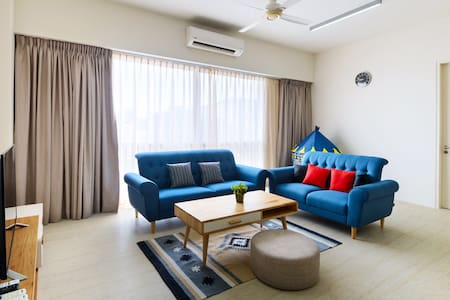 Beachfront/PartialSeaview/Family Apartment