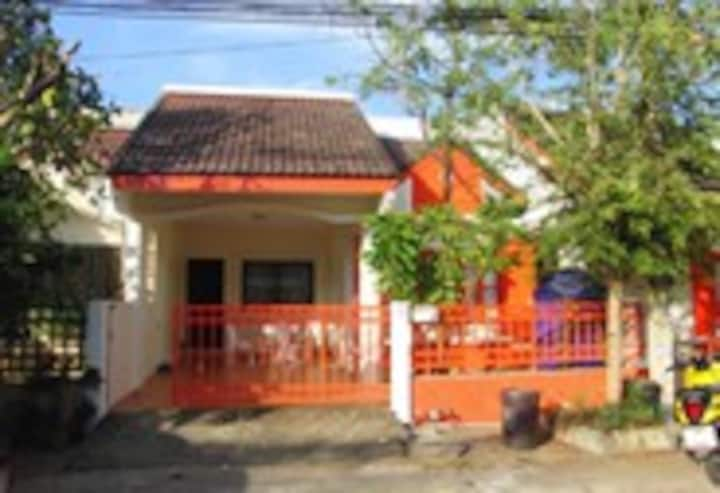 Unique, Spacious and Quiet 2BR Chalong House
