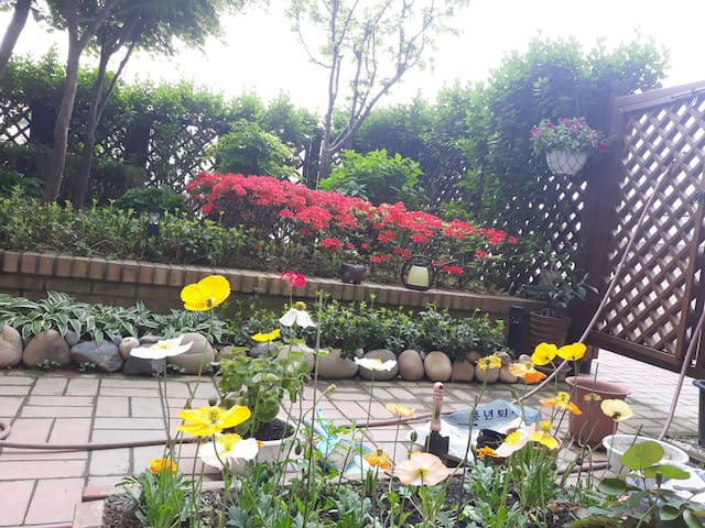 Apartment But with Luxury Garden : Exceptional !