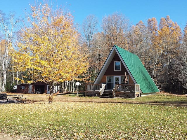 Cabin 3 at the Holiday - Phelps - Hytte