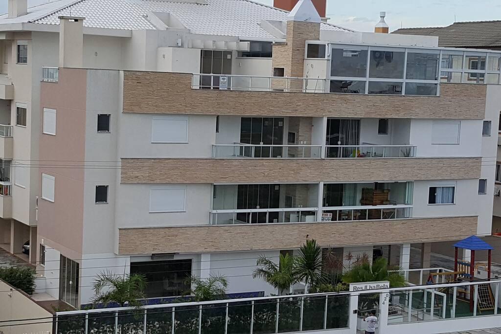 Prédio construído em 2016