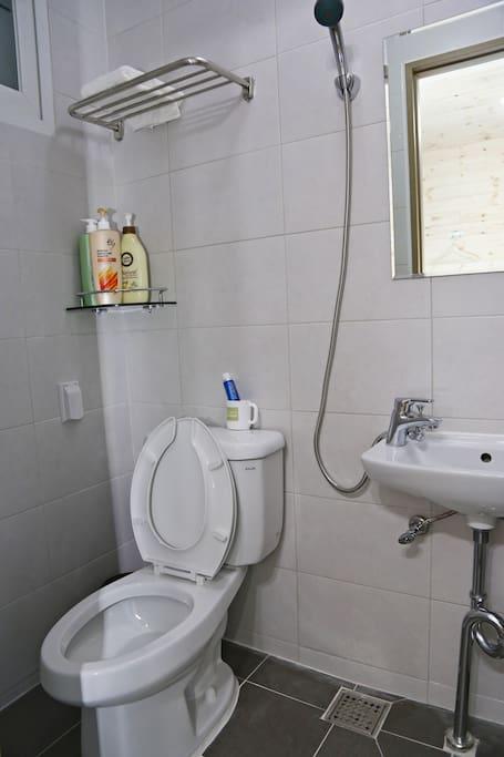 3인실 전용욕실