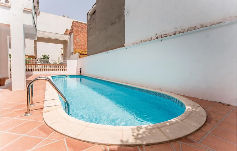 Holiday cottage with 4 bedrooms on 120m² in El Grau de Moncofa