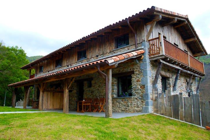 Apartamentos de lujo en la montaña (4 habitacion). - Arantza - Wohnung