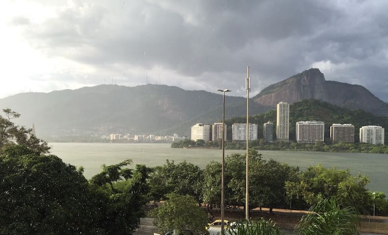 Apt in Rio with beautiful view