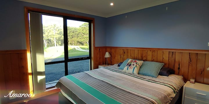 Amaroo -private room with stunning view