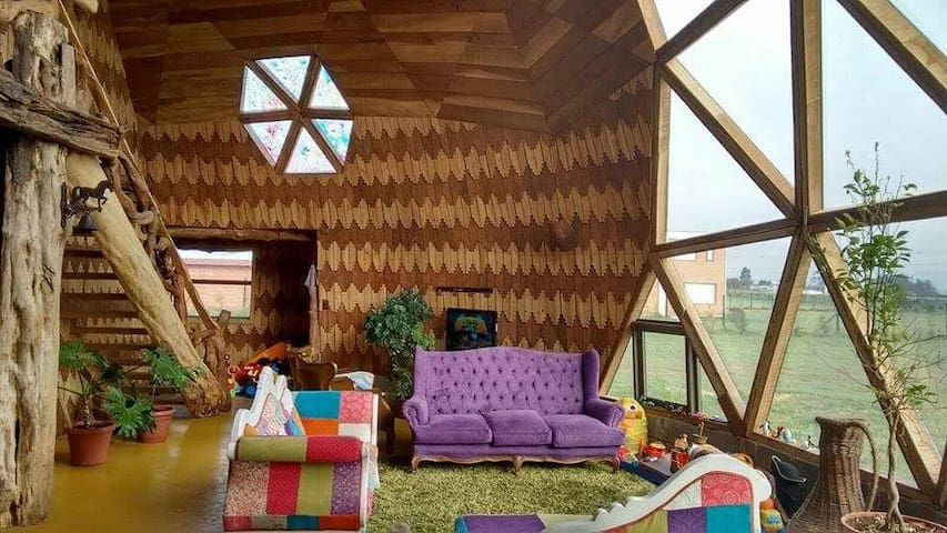 casa domo - Puerto Montt - House