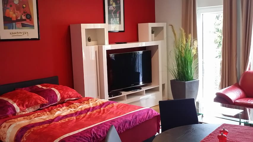 Große Wohnung für 3-14 Pers. im Raum Halle/Leipzig