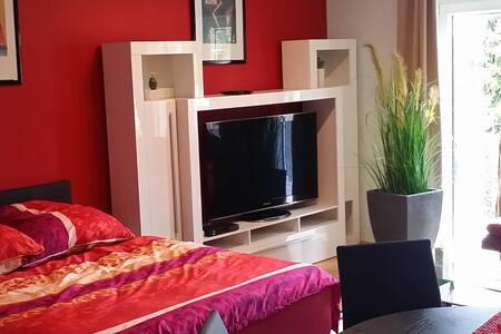 Große Wohnung für 4-14 Pers. im Raum Halle/Leipzig