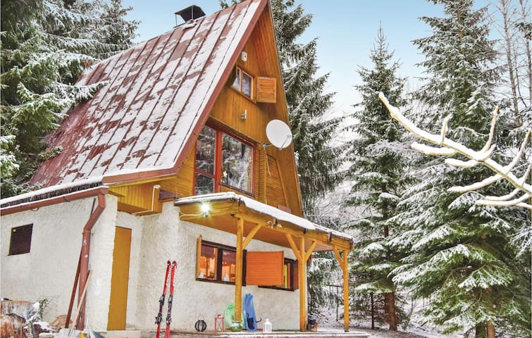 Holiday cottage with 3 bedrooms on 59m² in Donovaly