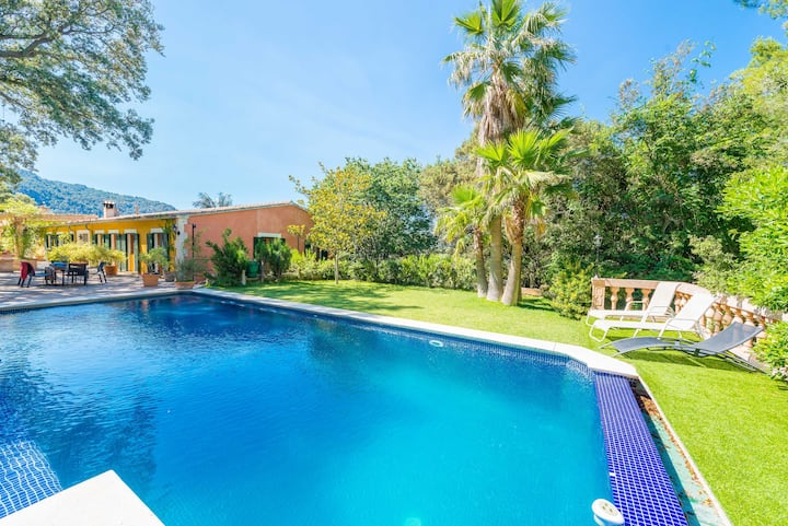 FINCA SON DURI - Villa with private pool between the mountains Free WiFi
