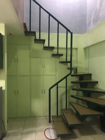 Loft Type Flat