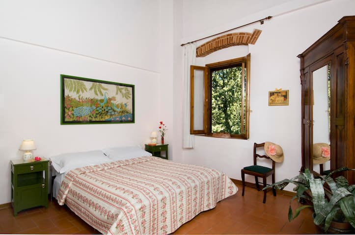 Apartment in farmhouse winery, minutes to Florence - Scandicci - Lägenhet
