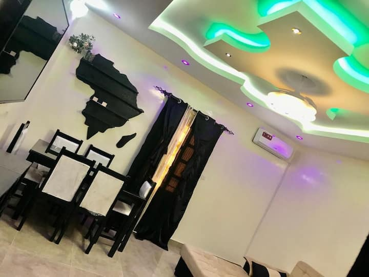 Azerty room