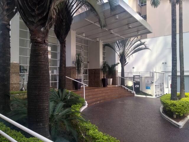 Apartamento flat perto da Av. Paulista