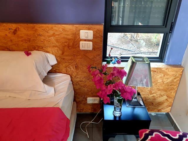 חדר שינה קומה תחתונה