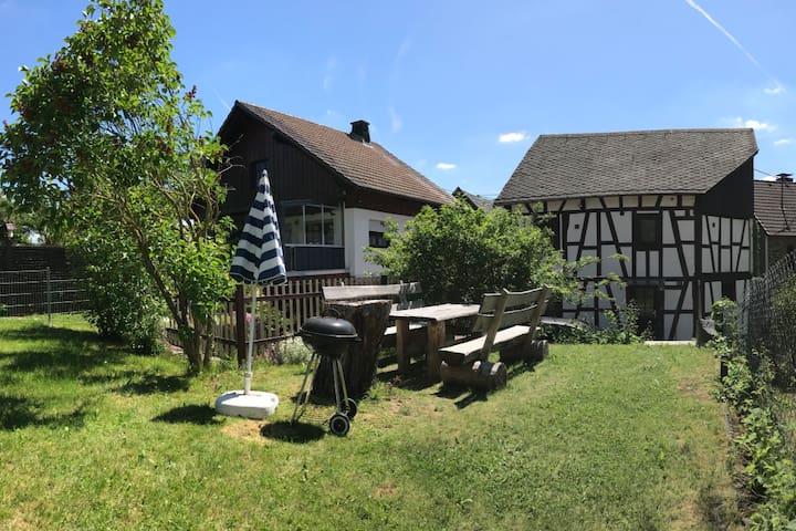 Ferienhaus Innerdorf am Limeskastell Pohl