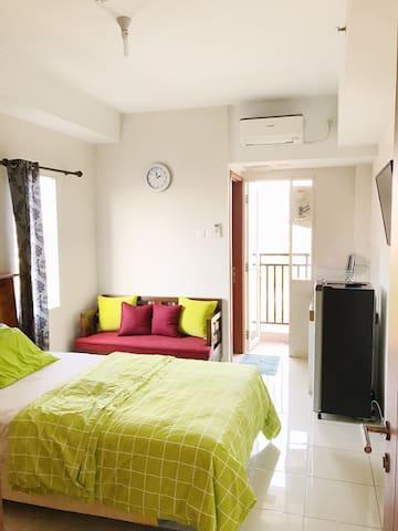 Apartment Margonda Residence IV - Depok - Wohnung
