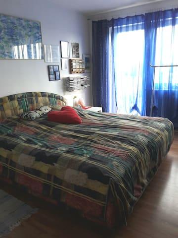 Gäste-Schlafzimmer im Rhein-Main-Gebiet