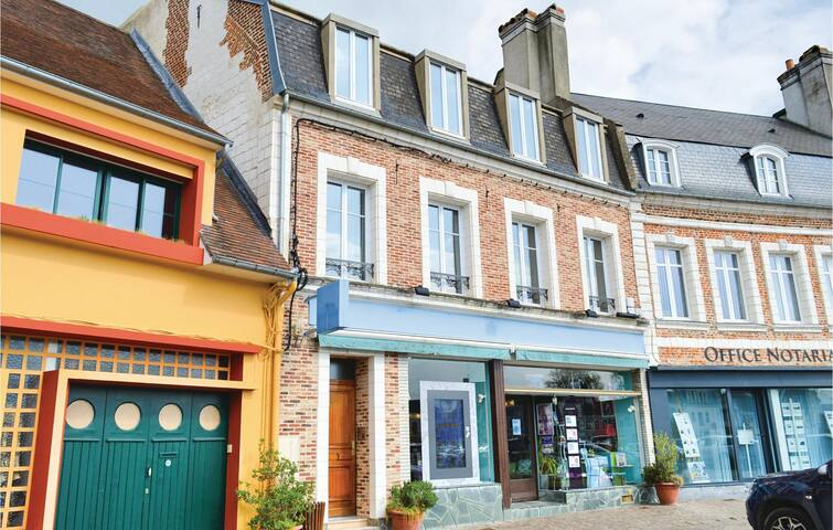Holiday apartment with 1 bedroom on 48m² in Montreuil-sur-Mer