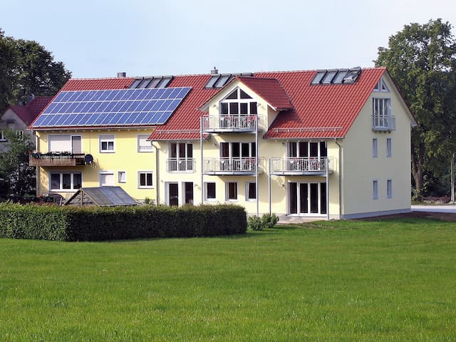 3-room apartment Landhaus Ampfrachtal in Schnelldorf