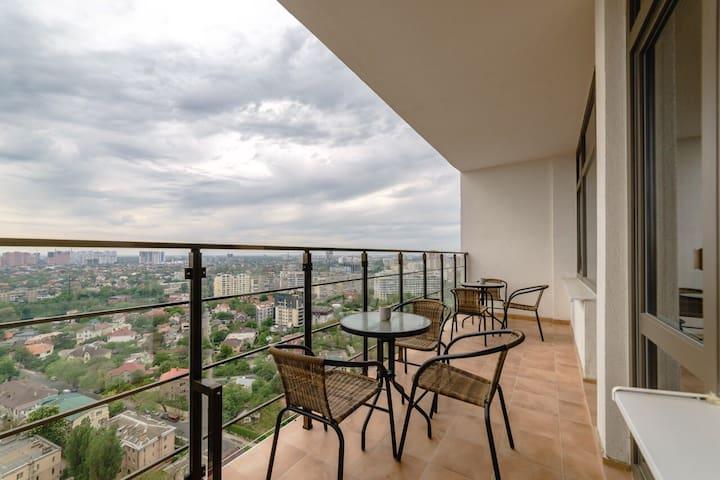 Arcadia Terrace apartment
