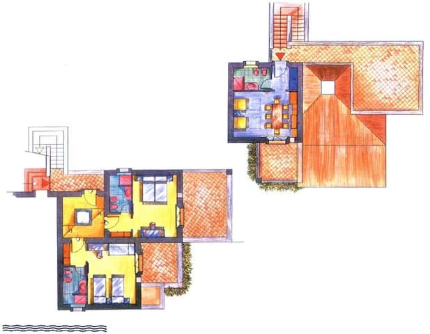 Appartamento Baja Sardinia - Arzachena - Hus