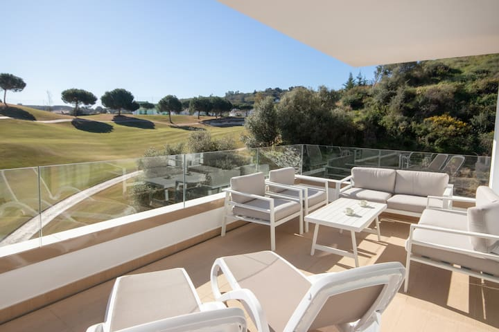 Horizon Golf Brand New Complex La Cala Golf Resort