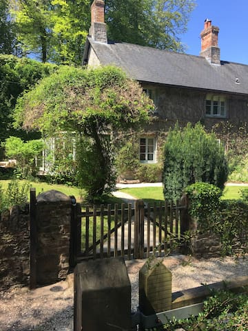 Manor House, Manor Mill, Wiviliscombe, Somerset