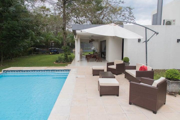 CHICK home in San Bernardino, Paraguay