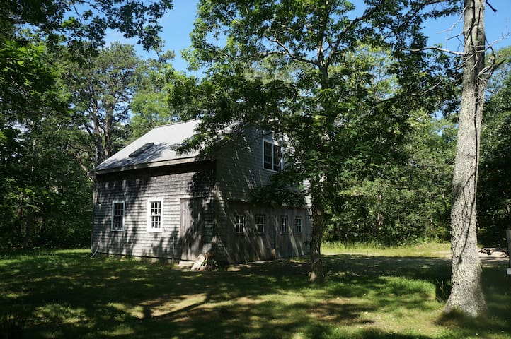 Private West Tisbury Loft with trail/beach access