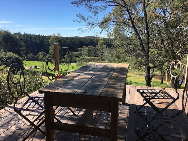Wild Duck Cabin- solitude, space and views