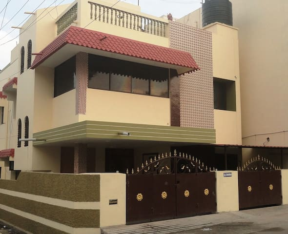 Swarna- Furnished 2BHK @ Pondicherry- Ground floor