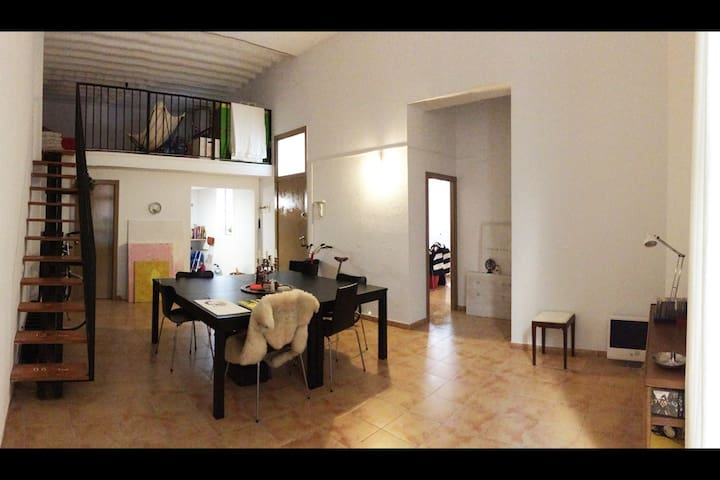 Cool apartment in Barrio Gotic - Barcelona - Byt