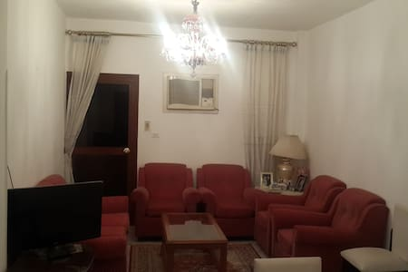 Affordable appartment in the pyramids street