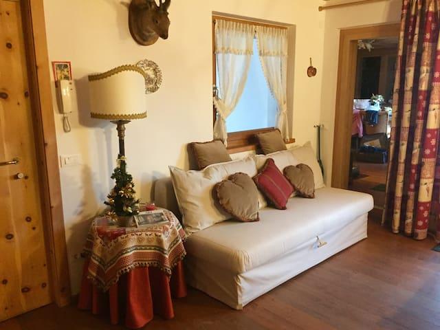 Casa tirolese area PLAN DE CORONES - Tesido - Apartment