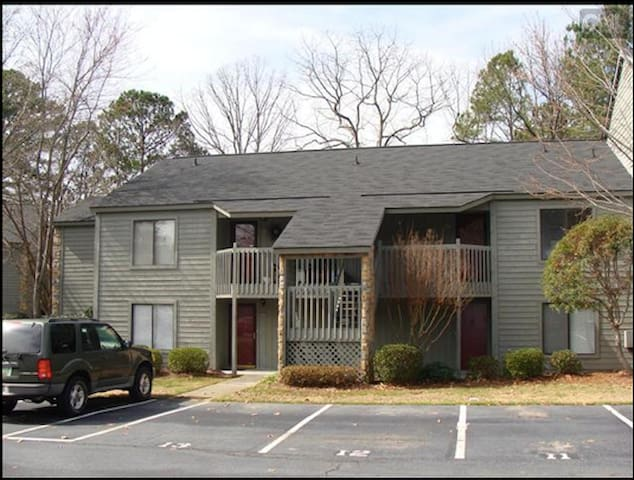 Timberlake Condo on Harbison Lake