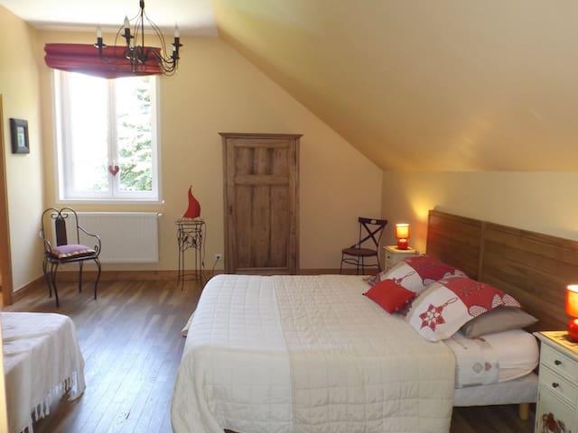Chambres d'hôtes de charme à Dury - Dury - Guesthouse