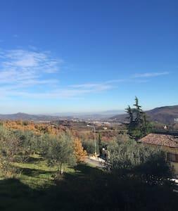 Haus zwischen Florenz und Rom, Nähe Lago Trasimeno - Piegaro