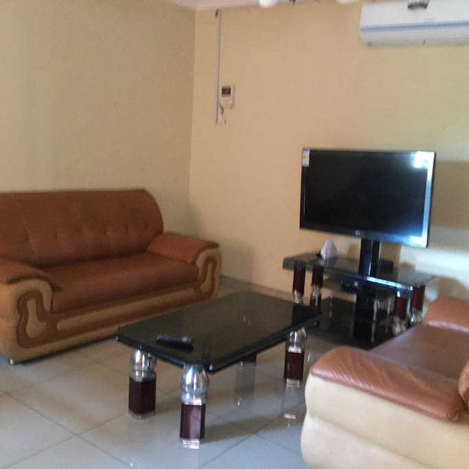 Living room, open for all guest
