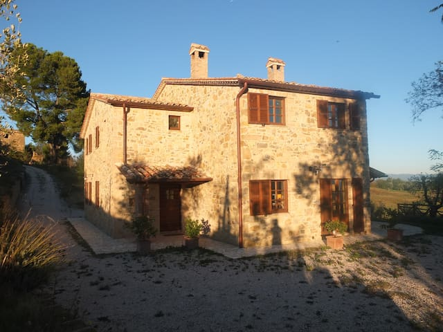 Casale L'Upupa - Fossatello